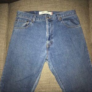 EUC Vintage Levi's 517 Bootcut Jeans Size 34.